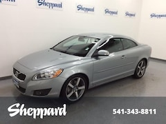 Pre-Owned 2011 Volvo C70 T5 Convertible YV1672MC2BJ116166 for Sale in Eugene, OR