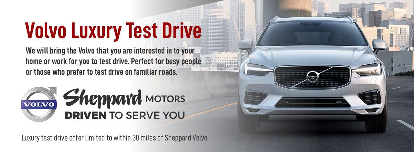 New Volvo Vehicles | Sheppard Volvo | Eugene, OR