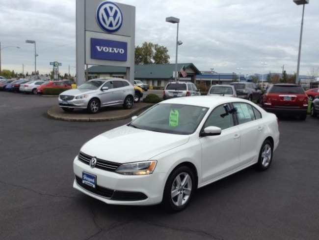 used 2013 Volkswagen Jetta 2.0L Sedan in Eugene, OR