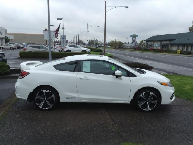 ... Used 2014 Honda Civic Si Coupe In Eugene, OR ...