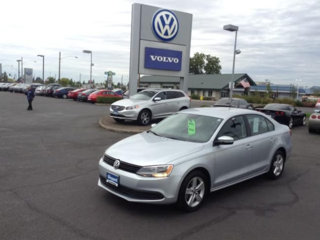 used 2012 Volkswagen Jetta 2.0L Sedan in Eugene, OR