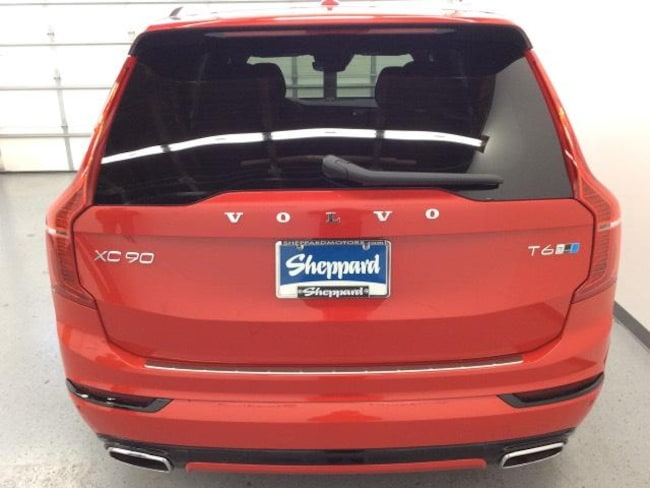 New 2019 Volvo XC90 For Sale at Sheppard Motors | VIN: YV4A22PM5K1458324