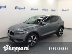 New 2019 Volvo XC40 T5 Momentum SUV in Eugene, OR