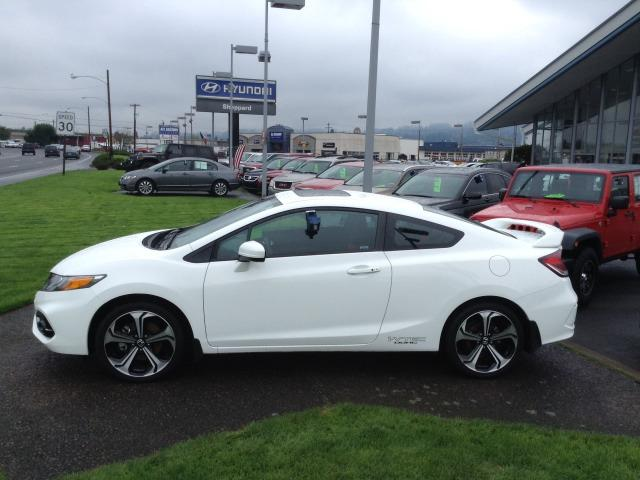 Delightful ... Used 2014 Honda Civic Si Coupe In Eugene, OR ...