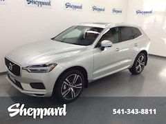 New 2019 Volvo XC60 T5 Momentum SUV in Eugene, OR