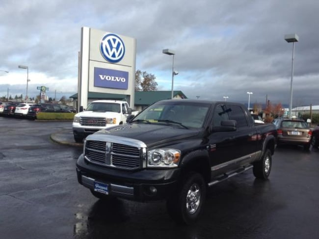 used 2008 Dodge Ram 2500 Truck Mega Cab in Eugene, OR