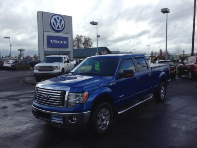 used 2011 Ford F-150 Truck SuperCrew Cab in Eugene, OR