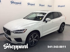 New 2019 Volvo XC60 Hybrid T8 R-Design SUV in Eugene, OR