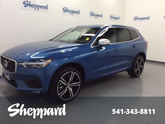New 2019 Volvo XC60 T6 R-Design SUV in Eugene, OR