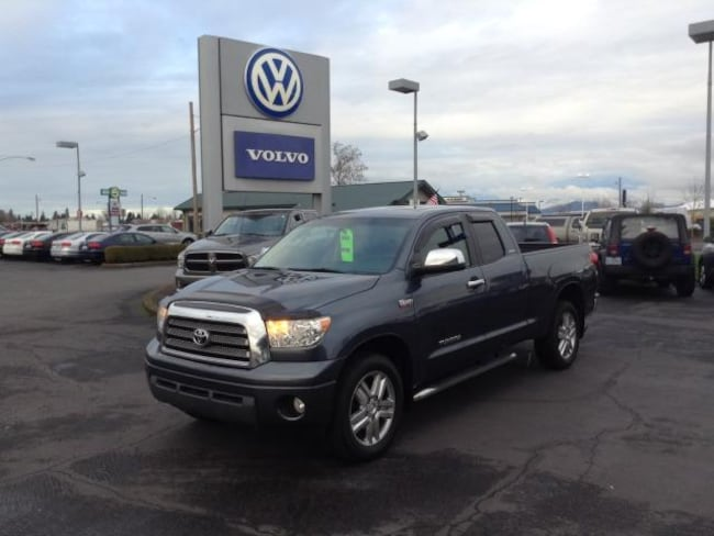 used 2007 Toyota Tundra Limited 5.7L V8 Truck Double Cab in Eugene, OR