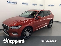 New 2019 Volvo XC60 T5 Inscription SUV in Eugene, OR