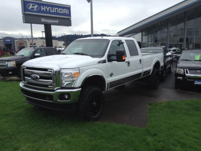 used 2011 Ford F-350 Truck Crew Cab in Eugene, OR