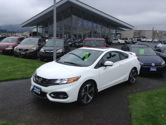 Used 2014 Honda Civic Si Coupe In Eugene, OR