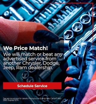 Price Match 9/25/2019