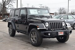 2018 Jeep Wrangler JK UNLIMITED GOLDEN EAGLE 4X4 Sport Utility for sale in Skokie, IL at Sherman Dodge Chrysler Jeep RAM ProMaster