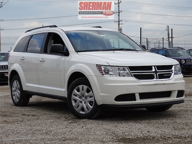 New 2018 Dodge Journey SE Sport Utility for sale in Skokie, IL at Sherman Dodge Chrysler Jeep RAM ProMaster