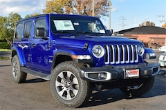 2018 Jeep Wrangler UNLIMITED SAHARA 4X4 Sport Utility for sale in Skokie, IL at Sherman Dodge Chrysler Jeep RAM ProMaster