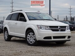 2018 Dodge Journey SE Sport Utility for sale in Skokie, IL at Sherman Dodge Chrysler Jeep RAM ProMaster