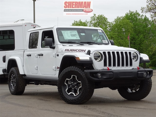 New 2020 Jeep Gladiator Rubicon For Sale In Chicago Il