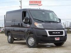 2019 Ram ProMaster 1500 CARGO VAN LOW ROOF 118 WB Cargo Van for sale in Skokie, IL at Sherman Dodge Chrysler Jeep RAM ProMaster