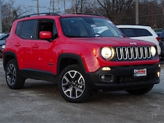 2018 Jeep Renegade LATITUDE 4X4 Sport Utility for sale in Skokie, IL at Sherman Dodge Chrysler Jeep RAM ProMaster