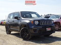 2019 Jeep Renegade SPORT 4X4 Sport Utility for sale in Skokie, IL at Sherman Dodge Chrysler Jeep RAM ProMaster