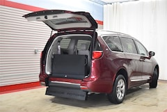 2017 Chrysler Pacifica Limited Mobility Rear Entry Van