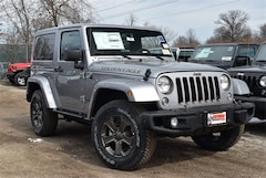 2018 Jeep Wrangler JK GOLDEN EAGLE 4X4 Sport Utility for sale in Skokie, IL at Sherman Dodge Chrysler Jeep RAM ProMaster