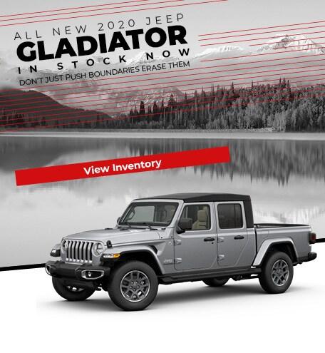 New 2020 Jeep Gladiator 5/10/2019
