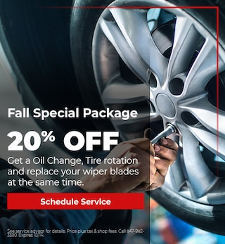 Fall Special 9/25/2019