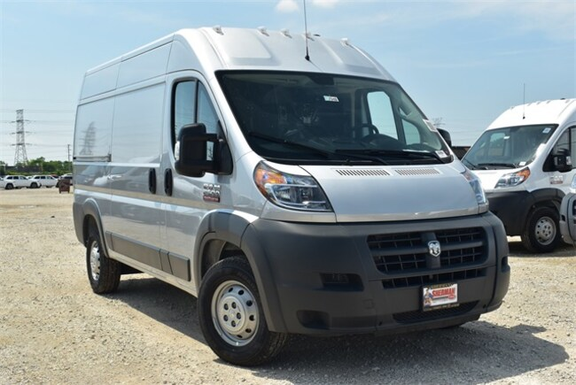 New 2018 Ram ProMaster 2500 CARGO VAN HIGH ROOF 136 WB Cargo Van for sale in Skokie, IL at Sherman Dodge Chrysler Jeep RAM ProMaster