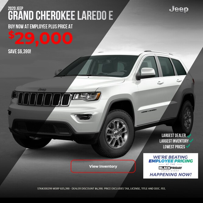 2020 Jeep Grand Cherokee Special