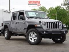 2020 Jeep Gladiator SPORT S 4X4 Crew Cab for sale in Skokie, IL at Sherman Dodge Chrysler Jeep RAM ProMaster