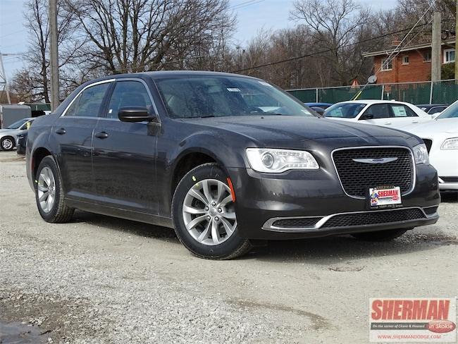 Chrysler For Sale >> New 2019 Chrysler 300 Touring For Sale In Skokie Il