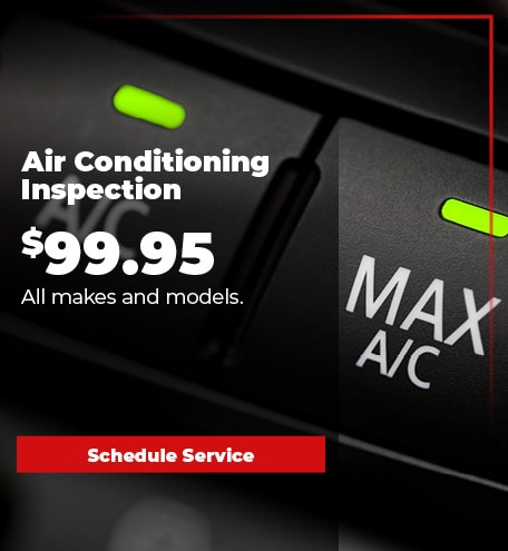 Air Conditioning Inspection