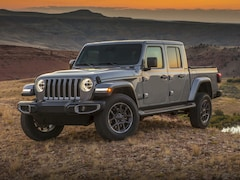 2020 Jeep Gladiator OVERLAND 4X4 Crew Cab for sale in Skokie, IL at Sherman Dodge Chrysler Jeep RAM ProMaster