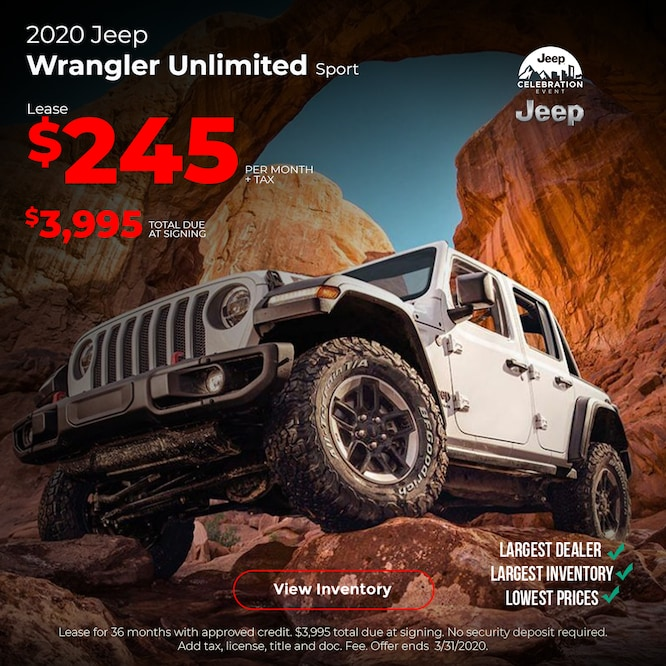 2020 Jeep Wrangler Unlimited Mobile