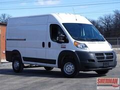 2017 Ram ProMaster 1500 Base Van Cargo Van 3C6TRVBG5HE530341 for sale in Skokie, Illinois at Sherman Dodge Chrysler Jeep RAM ProMaster