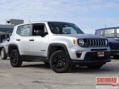 2019 Jeep Renegade SPORT 4X4 Sport Utility for sale in Skokie, IL at Sherman Dodge Chrysler Jeep RAM ProMaster