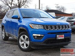 2019 Jeep Compass LATITUDE FWD Sport Utility for sale in Skokie, IL at Sherman Dodge Chrysler Jeep RAM ProMaster