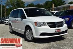 2019 Dodge Grand Caravan SE Passenger Van for sale in Skokie, IL at Sherman Dodge Chrysler Jeep RAM ProMaster