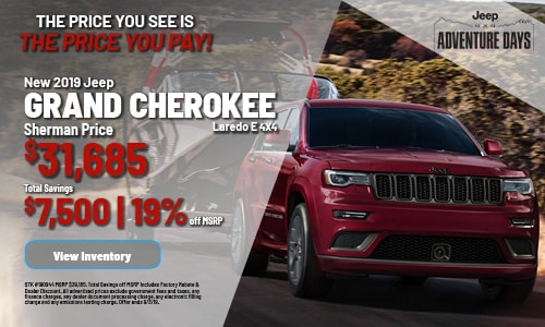 Chicago's New and Used Jeep, RAM, Dodge and Chrysler Dealer