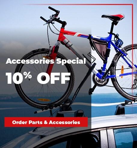 10% off Accessories