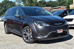 2019 Chrysler Pacifica LIMITED Passenger Van for sale in Skokie, IL at Sherman Dodge Chrysler Jeep RAM ProMaster