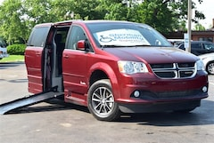 2017 Ram Grand Caravan Mobility Power Side Entry Wagon 2C7WDGCG6HR630643 for sale in Skokie, Illinois at Sherman Dodge Chrysler Jeep RAM ProMaster
