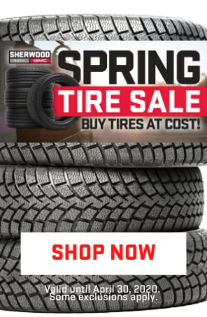Spring Tire Sale