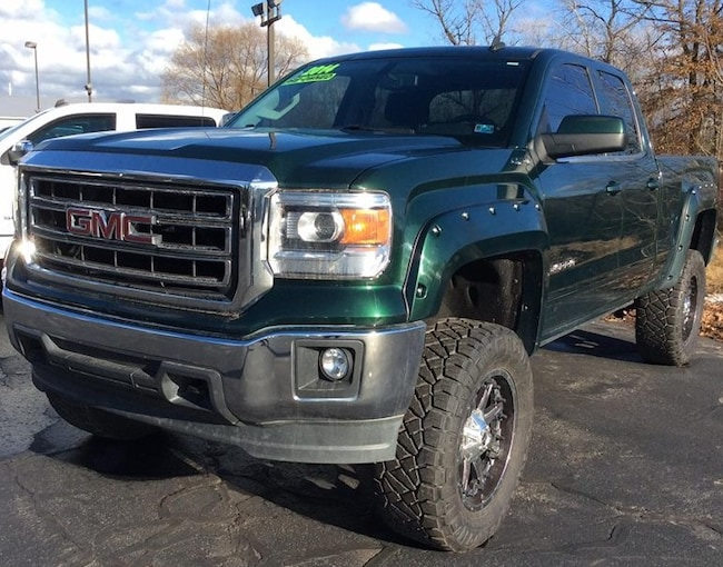 2014 GMC Sierra 1500 SLE Value Package Truck Double Cab