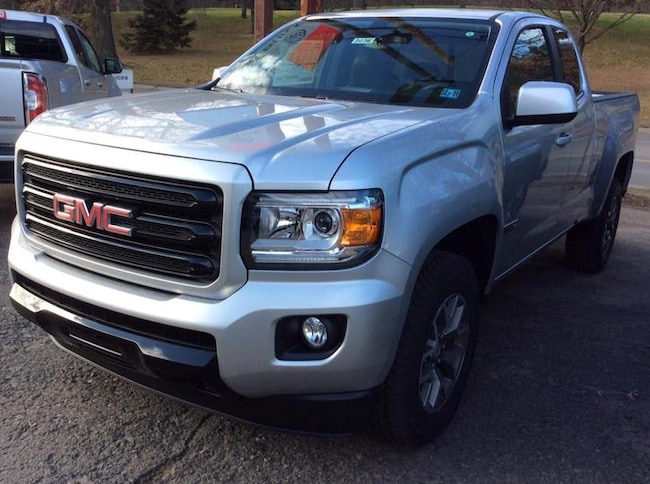 2018 GMC Canyon Truck Extended Cab