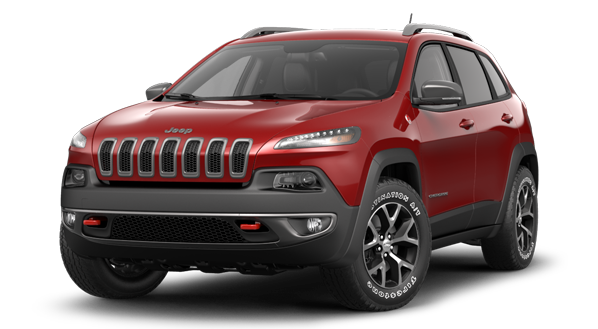 2014 Jeep Cherokee Trailhawk Exterior Front
