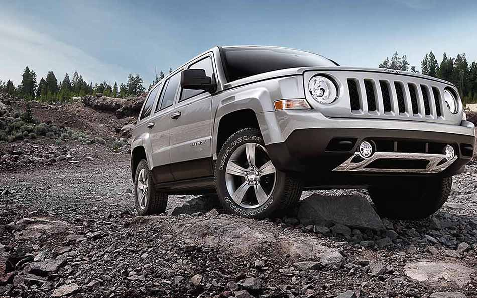 2015 Jeep Patriot Exterior Front End
